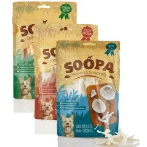 Soopa Chews – Sortiment