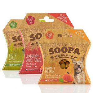 Soopa Healthy Bites – Sortiment