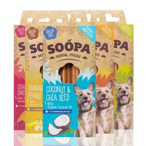 Soopa Dental Sticks – Sortiment