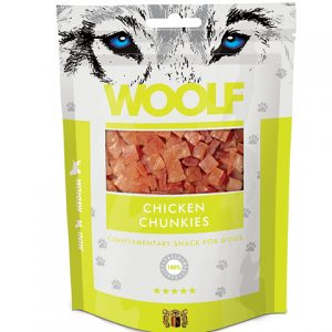 Woolf Chicken Chunkies – Kylling (DATOVARE)