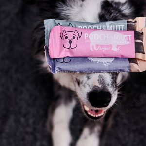 Pooch & Mutt Perfect Pork Chews – Svinekød (DATOVARE)
