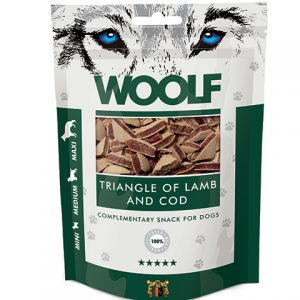 Woolf Lamb & Cod Triangle – Lam & torsk